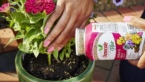 Osmocote Smart-Release Plant Food Plus Outdoor & Indoor