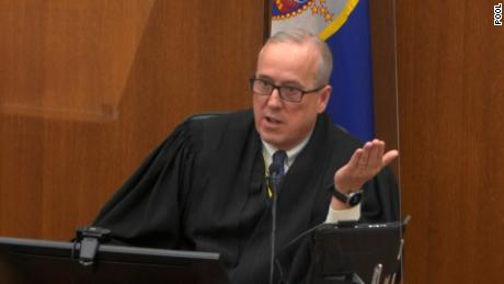 "Judge Peter Cahill told the jury it's up to them ""how long you deliberate."""
