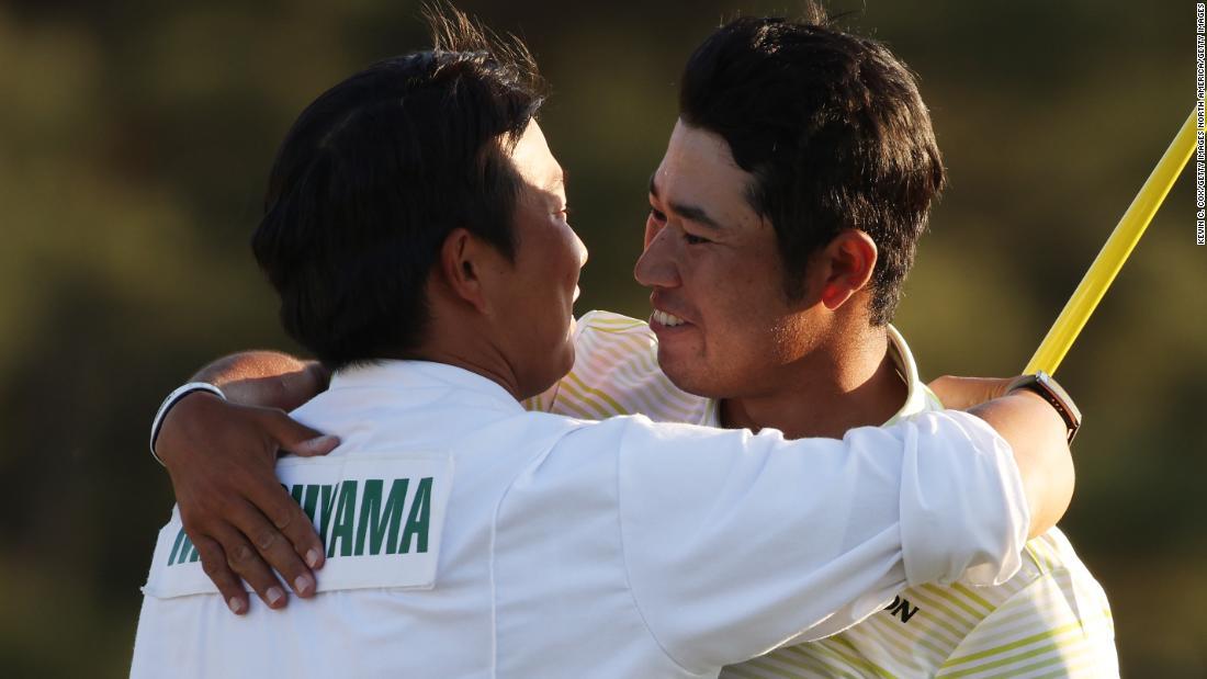 How Hideki Matsuyama became Japan's new national hero