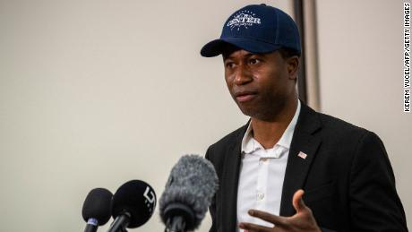 """The first Black mayor in Brooklyn Center says Daunte Wright's shooting is """"unfathomable."""""""