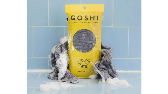 Goshi Exfoliating Shower Towel