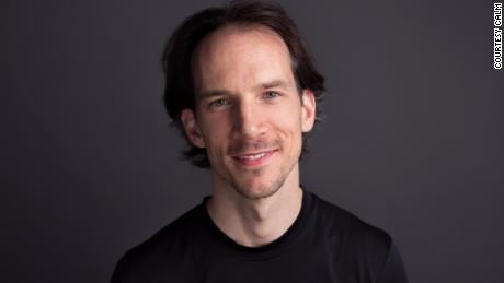 Chris Advansun, head of sleep stories for Calm, the wellness app.