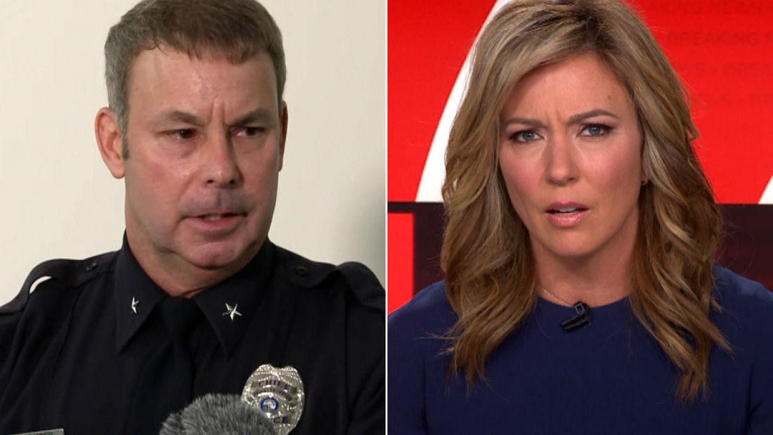 'How the hell does that happen?': Brooke Baldwin reacts to police explanation