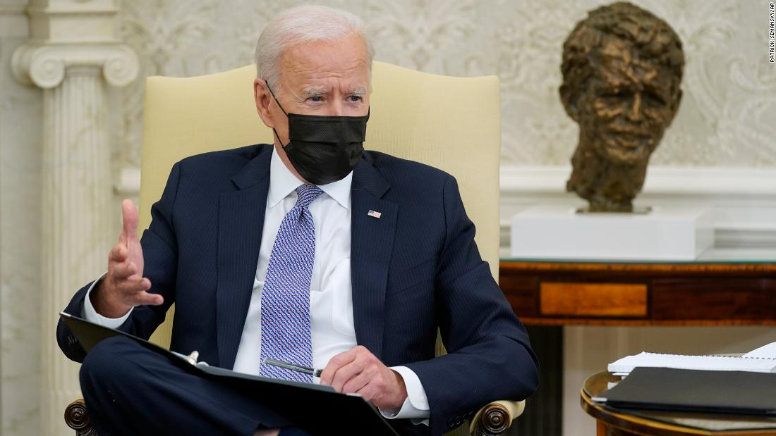 Biden says parts of US are 'backsliding into the days of Jim Crow'