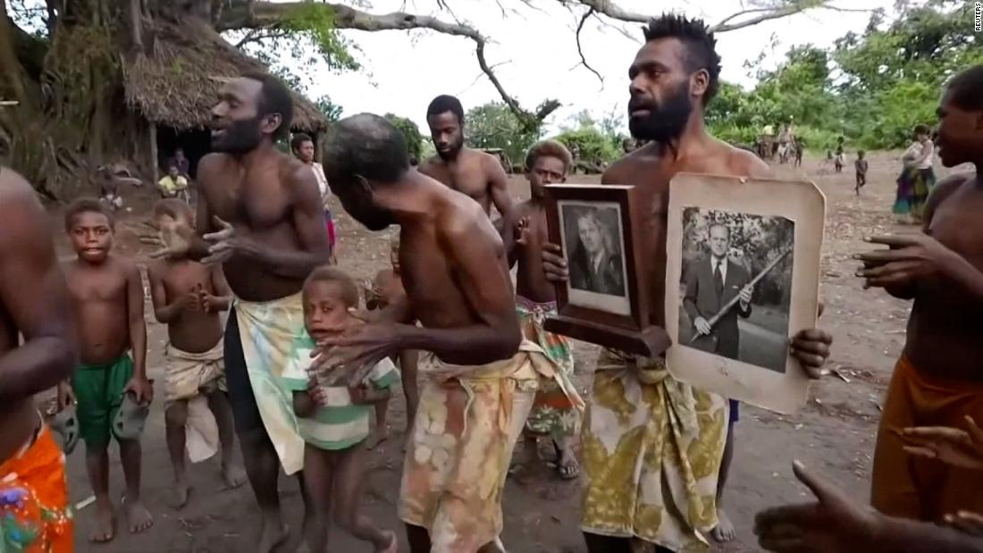 Remote tribe worships Prince Philip as god, mourns his death