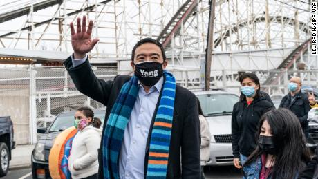 Yes, Andrew Yang could be the next mayor of New York