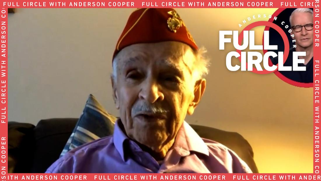 95-year-old Covid-19 survivor sings Sinatra for Anderson Cooper