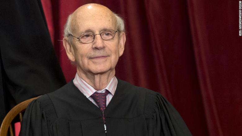 Stephen Breyer calls Supreme Court decision on Texas abortion law 'very, very, very wrong'