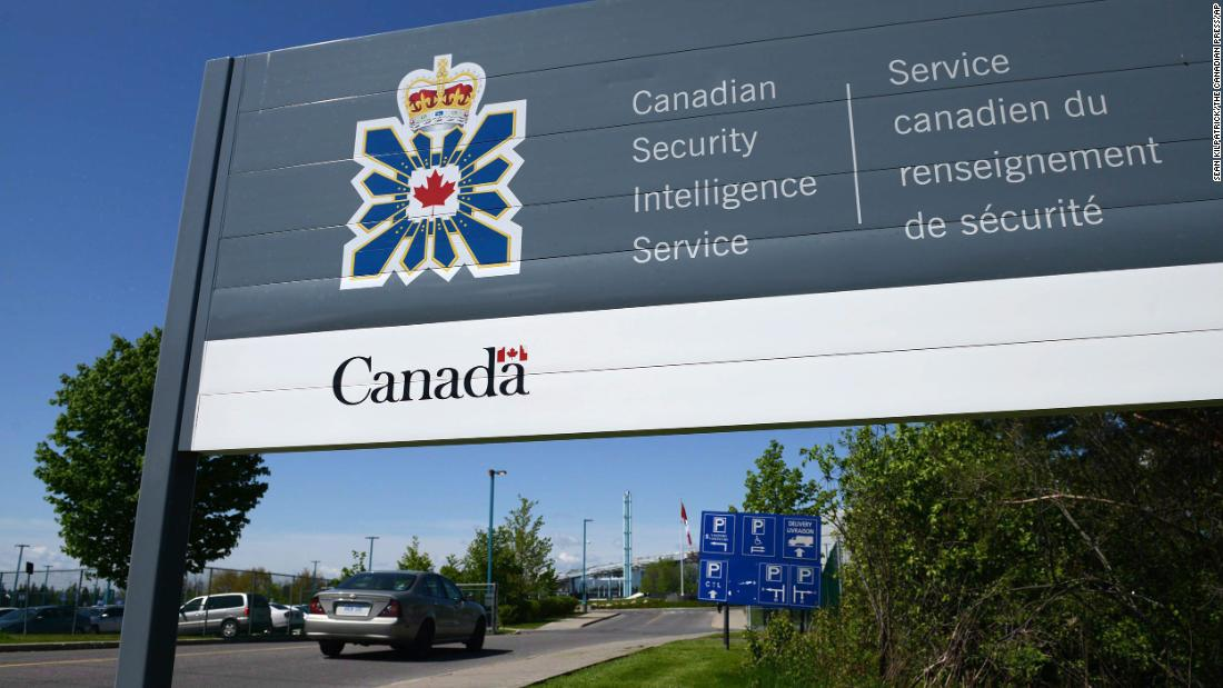 Espionage and interference within Canada hits Cold War levels, intelligence agency says
