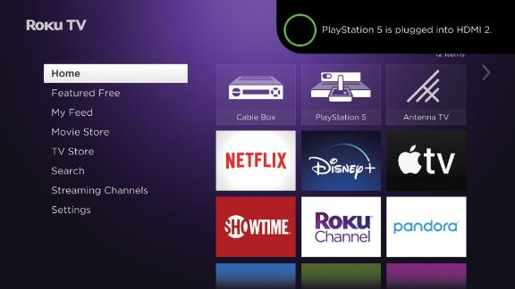 Roku OS 10 is rolling out to eligible Roku devices.
