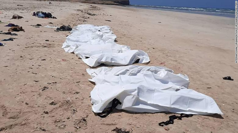 42 migrants dead after boat from Yemen capsizes off Djibouti coast