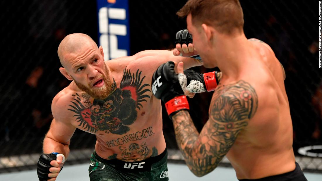 MMA: 'The fight is off' Conor McGregor tells Dustin Poirier in Twitter spat