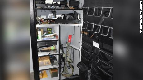 Oathkeepers likely hid guns in Comfort Inn ahead of Capitol Hill riot, prosecutors say