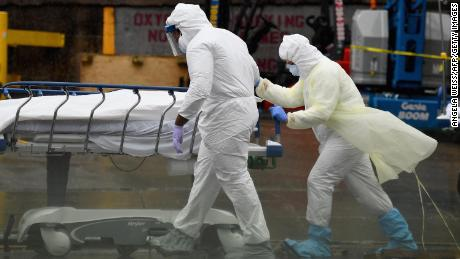 US intelligence community warns of devastating long-term impact of coronavirus pandemic