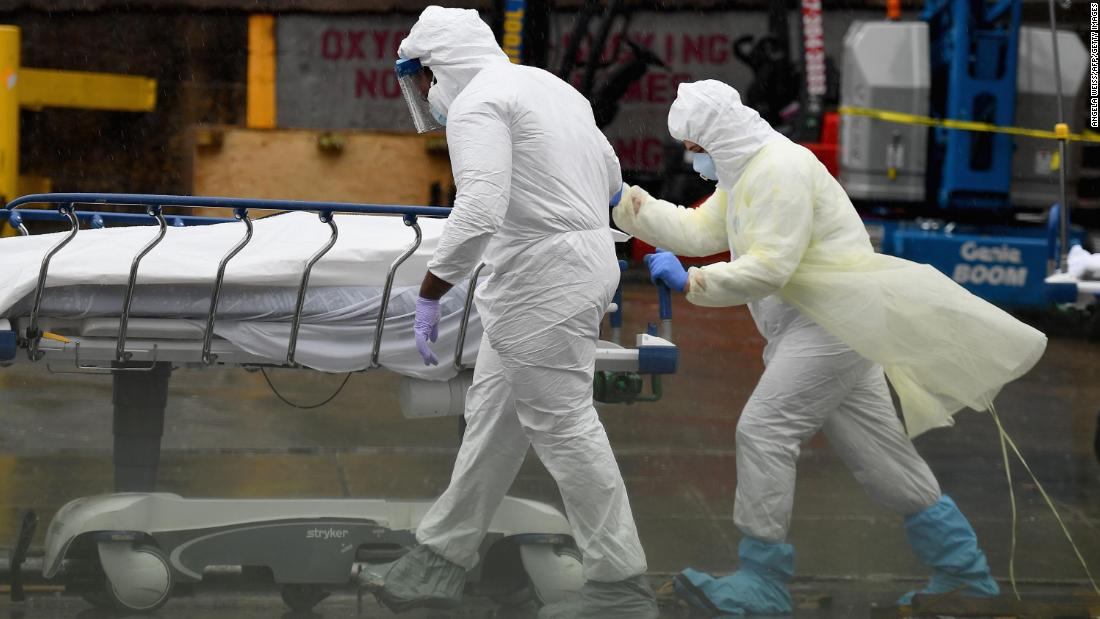US intel report paints a dire picture of the post-pandemic world