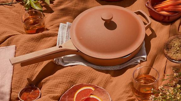Always Pan in Terracotta