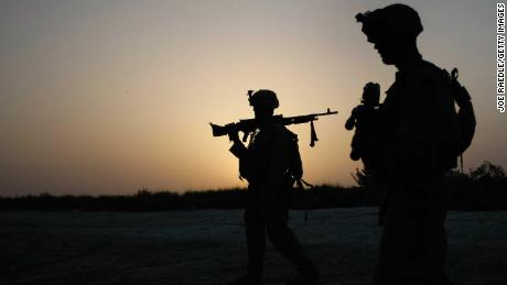 Withdrawing US forces from Afghanistan has begun.