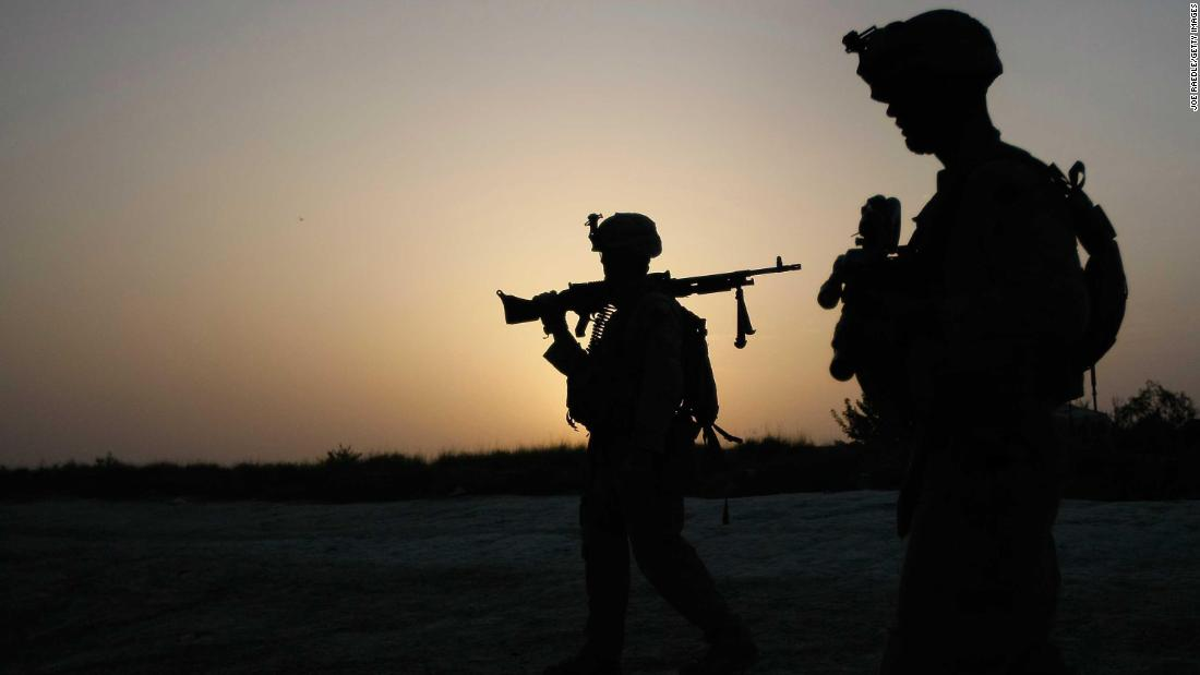 Live updates: Biden's Afghanistan announcement – CNN