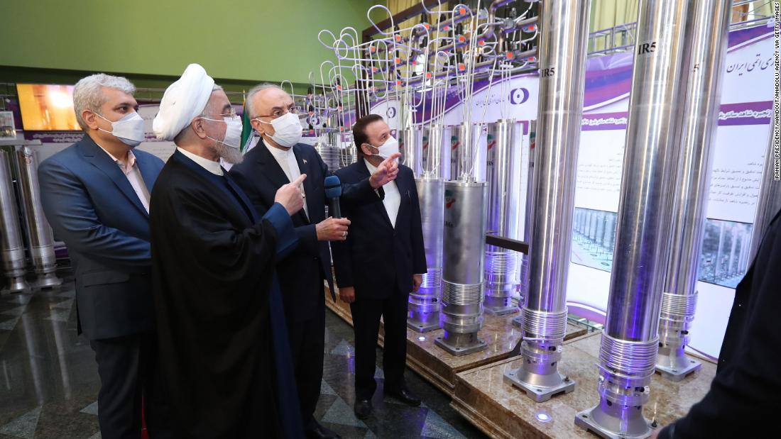 Iran will ramp up uranium enrichment levels following apparent attack on nuclear facility