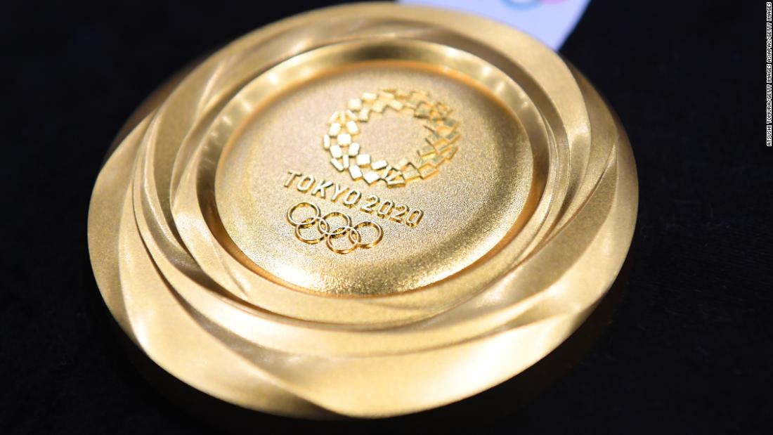 USA predicted to top Tokyo Olympics medal table