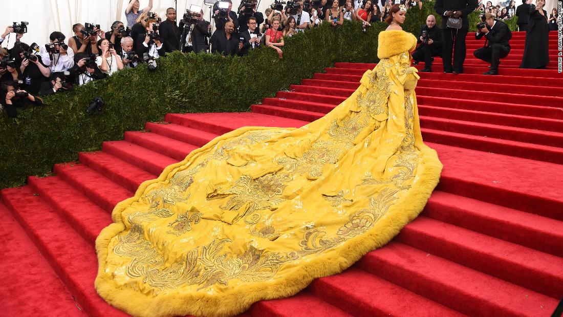 The Met Gala will return this year but not on the first Monday in May