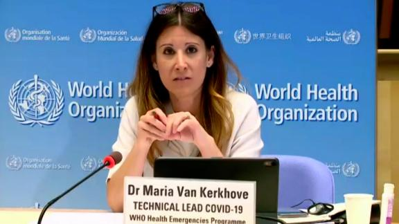 """The World Health Organization has warned that the world needs a """"reality check"""" on the state of the pandemic, as countries abandon restrictions despite four weeks of rising deaths and seven weeks of rising cases globally. CNN's John Berman speaks with Maria van Kerkhove, the WHO's technical lead for coronavirus response, about what we need to be focusing on."""
