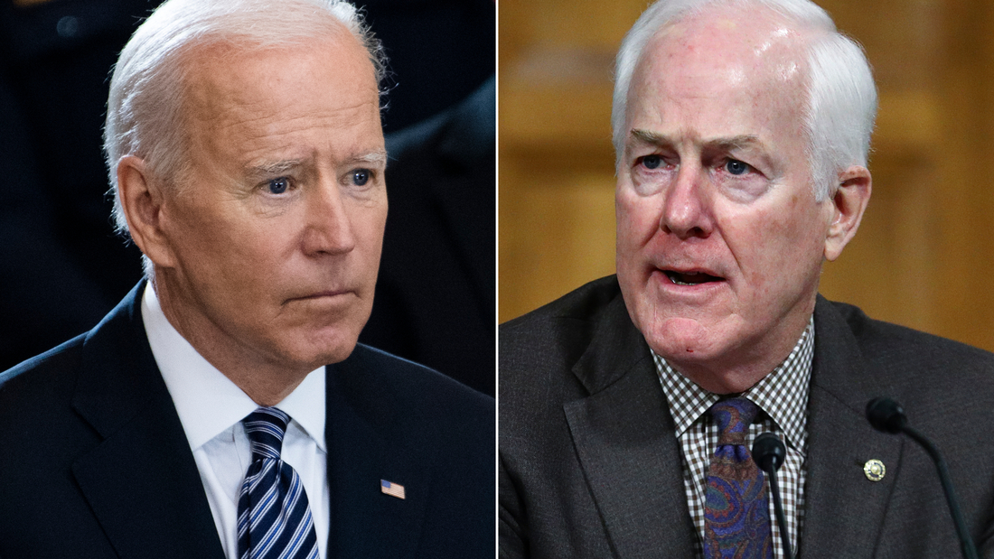 White House fires back at GOP senator's attack on Biden
