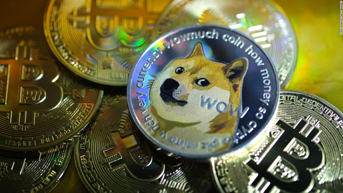 Dogecoin surges more than 85% in the last 24 hours