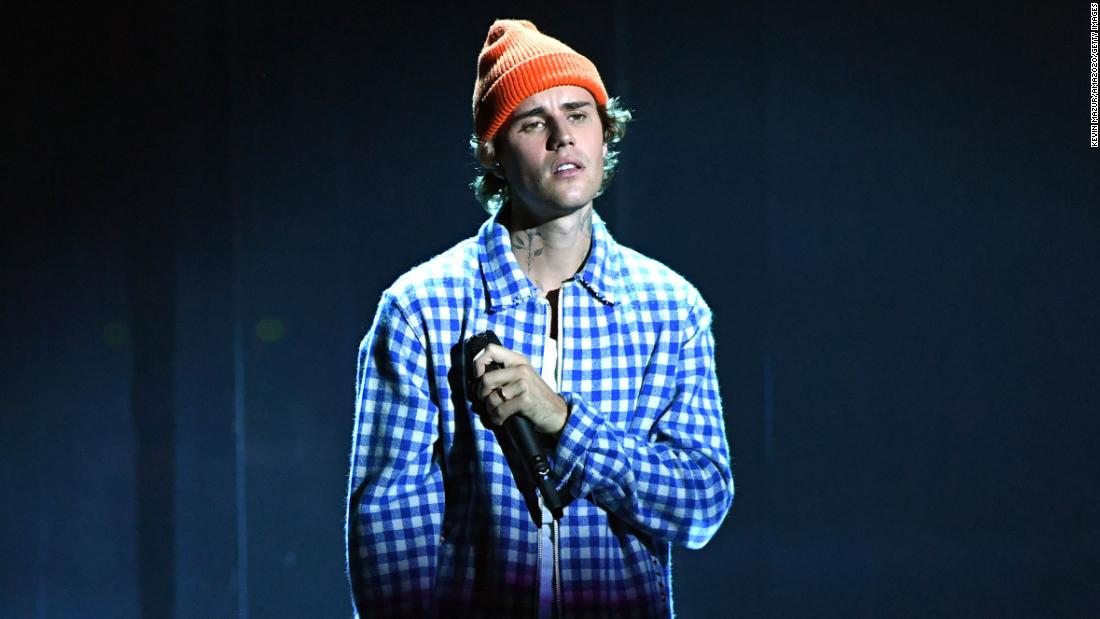 Justin Bieber says his drug problem was so bad, bodyguards would check his pulse as he slept