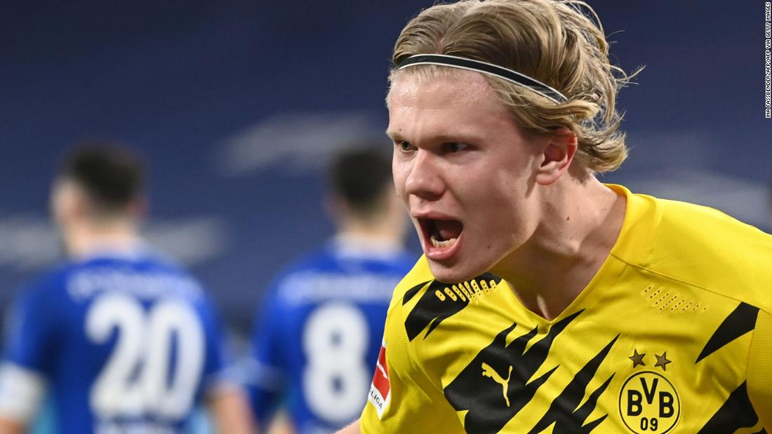 Erling Haaland destined to 'smash a lot of records,' says Norwegian great
