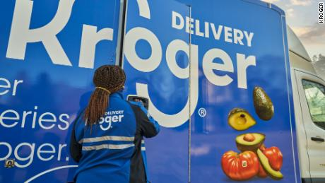 Here's Kroger's big bet to fight Amazon
