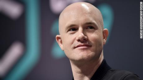 Coinbase founder and CEO Brian Armstrong in a 2019 picture.