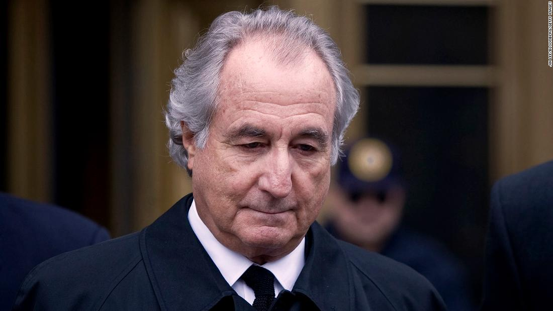 Read CNN Business' last interview with Madoff