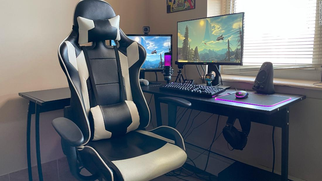 <p>This $109 gaming Seat has become my ultimate WFH accessory thumbnail