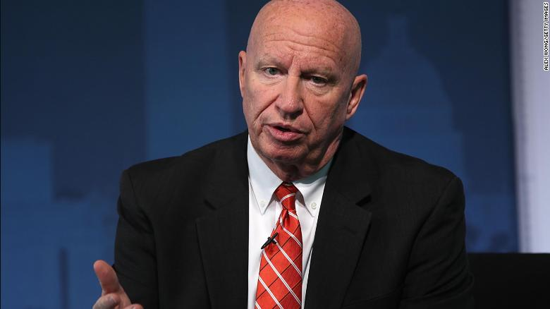 Texas GOP Rep. Kevin Brady announces retirement