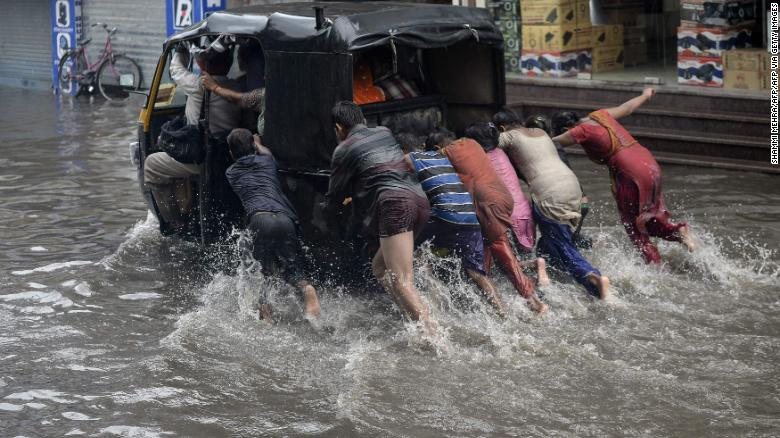 Changes in India's monsoon rainfall could bring serious consequences to more than a billion people