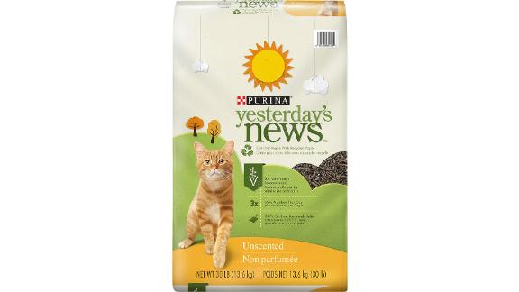 Purina Yesterday's News Paper Cat Litter