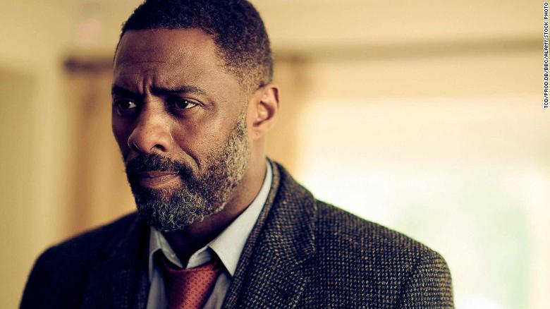 Hit crime drama 'Luther' isn't 'authentic,' BBC's diversity chief says