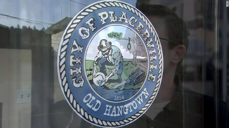 City known as Hangtown votes to remove noose from its logo