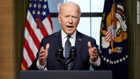 Why Biden made his Afghanistan announcement in this particular room - CNN  Video