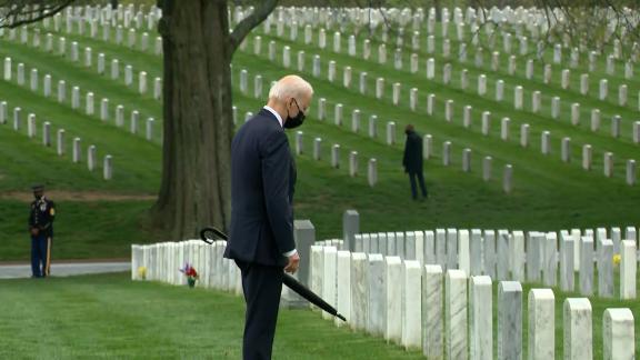 Biden cemetery
