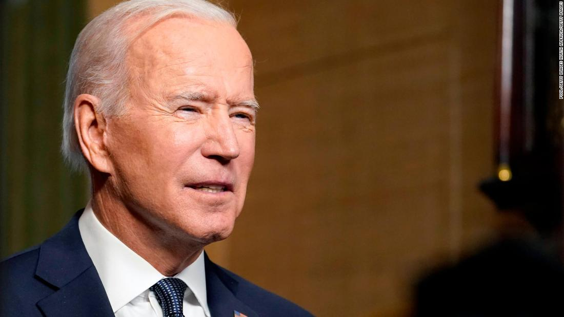 READ: Biden's remarks announcing Afghanistan troop withdrawal