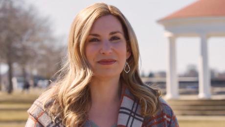 Heather Abbott, la héroïne de CNN