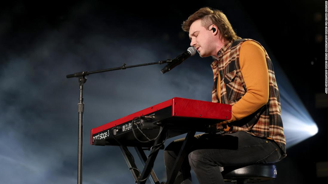 Morgan Wallen says he was was using racial slur 'playfully,' but knows it's wrong