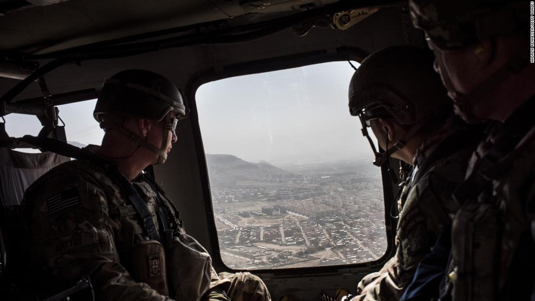 Opinion: The lies that were told to sustain the US and UK mission in Afghanistan