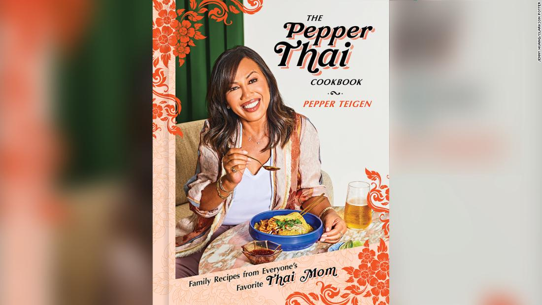 Chrissy Teigen's mom talks cooking, family and why she has to eat Thai food daily