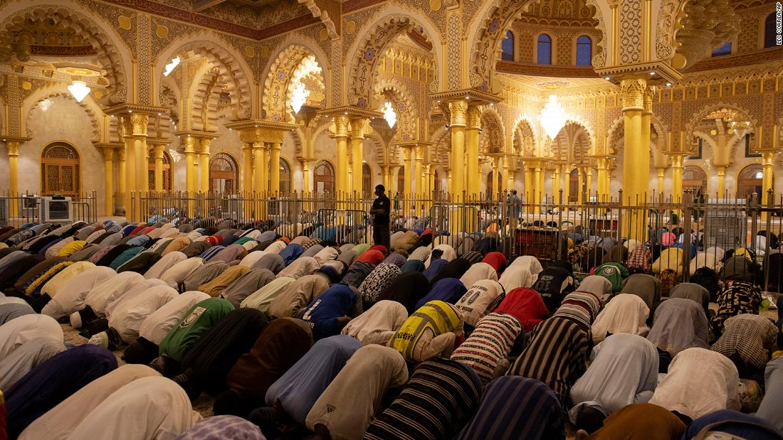 Ramadan celebrations around the globe