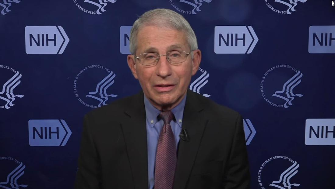 Fauci says this is a pause and not a cancellation of the J&J vaccine. Here's how long a final decision may take