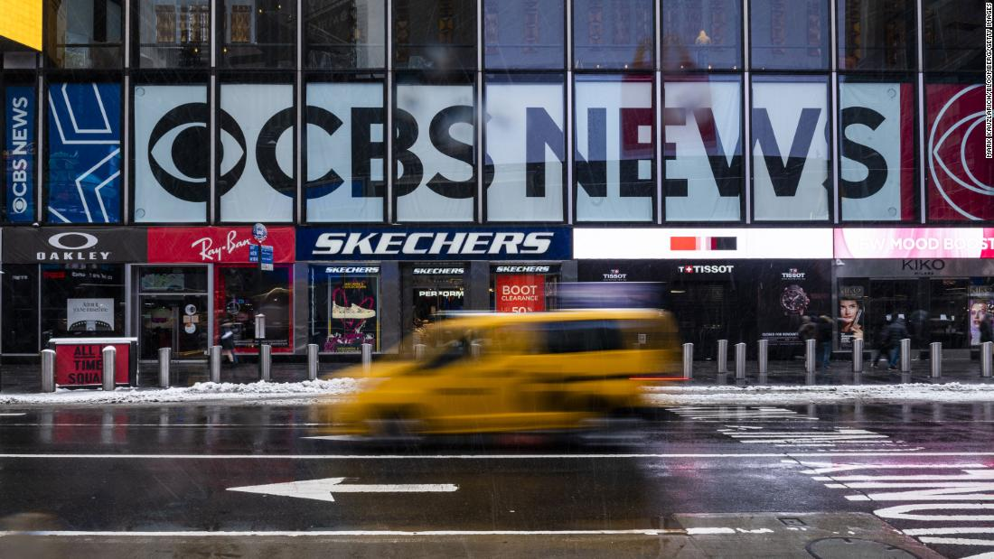 Analysis: Here are some of the challenges as CBS News picks a new president