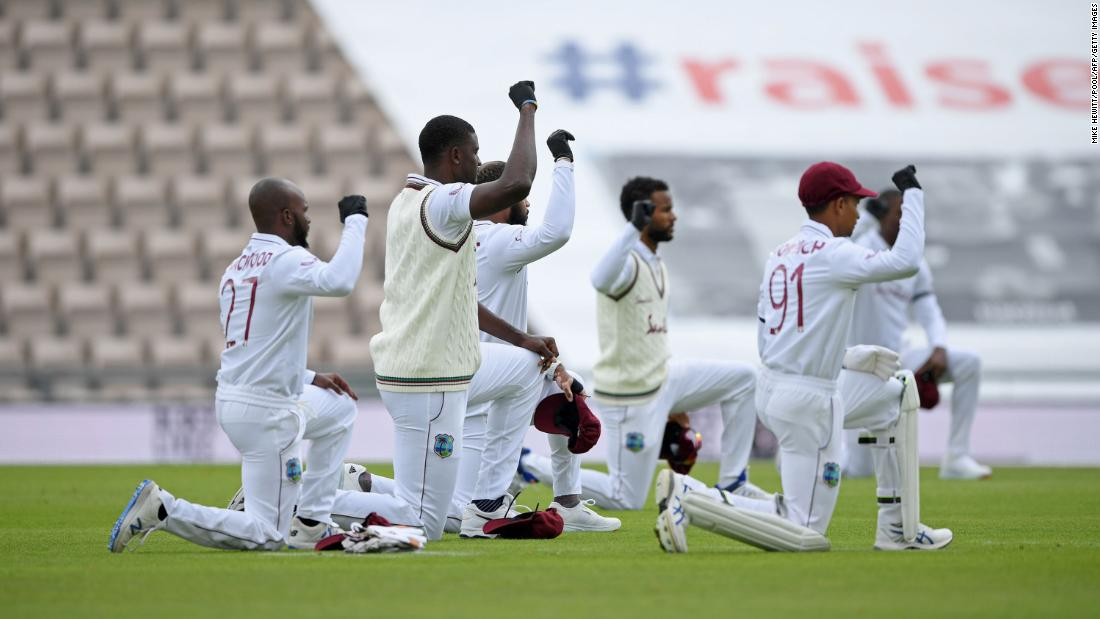 'By not taking a knee, cricket raised a finger': England cricket criticized for stopping kneeling in midst of fight against racism